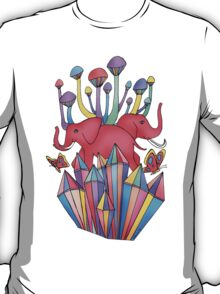 Pink Elephants T-Shirt