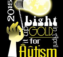 Light it up Gold 2015 by -Au-