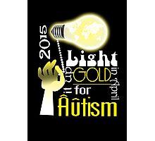 Light it up Gold 2015 Photographic Print