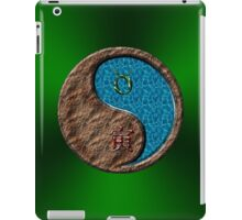 Taurus & Tiger Yang Water iPad Case/Skin