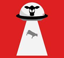 Space Cows Unisex T-Shirt