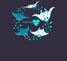 Love Manta - I Flip for Rays Unisex T-Shirt