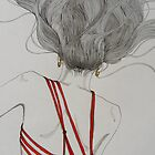 Red Straps by Lisa Murphy