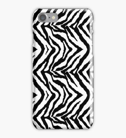 Zebra Stripes Design iPhone Case/Skin