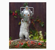 Cyber Squirrel! Be FURRY afraid Doctor Who Unisex T-Shirt
