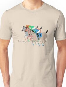 Racing for the Crown Unisex T-Shirt