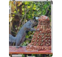 Extermin-Nut! iPad Case/Skin