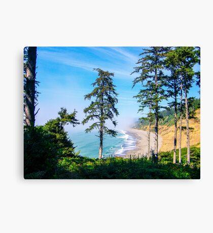 Agate Beach, Patricks Point State Park, Humboldt County, California Canvas Print