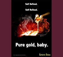 Pure Gold Unisex T-Shirt
