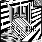 The Monkey Cat Maze by Elenapinker