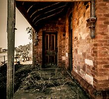 Old Home by DVJPhotography