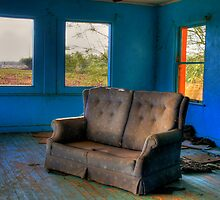 The Blue Room by Sue  Cullumber
