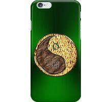 Taurus & Rabbit Yin Fire iPhone Case/Skin
