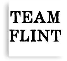 Team Flint Canvas Print