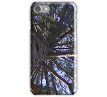 Windy Day - The Blue & The Green 007 iPhone Case/Skin