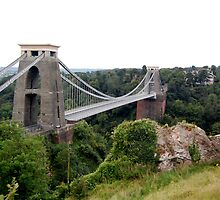suspension bridge by funkybunch
