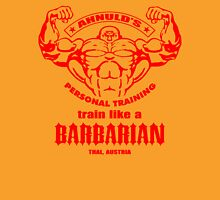 Ahnuld's Personal Training Unisex T-Shirt