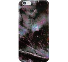 Abstract Stratos iPhone Case/Skin