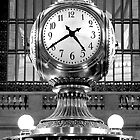 Grand Central Clock, New York City by Jaymes Williams