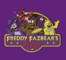 Freddy Fazbear's Pizza by JD  Rowe