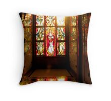 Source of Consolation Throw Pillow
