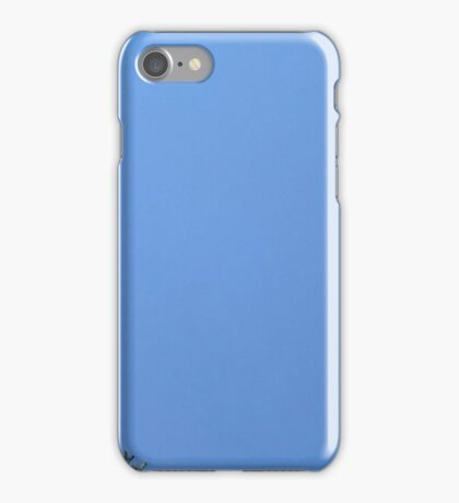 Windy Day - The Blue & The Green 018 iPhone Case/Skin