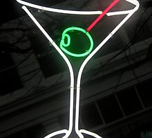 Neon Cocktail by Jaymes Williams