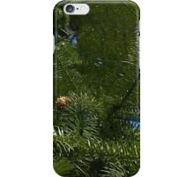 Windy Day - The Blue & The Green 023 iPhone Case/Skin