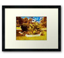 The Precious Gift of Autumn Framed Print