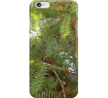 Windy Day - The Blue & The Green 039 iPhone Case/Skin