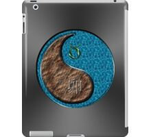 Taurus & Rabbit Yin Water iPad Case/Skin