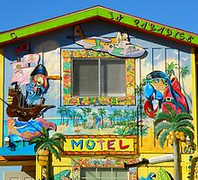 Motel In Paradise ~ Part Three by artisandelimage