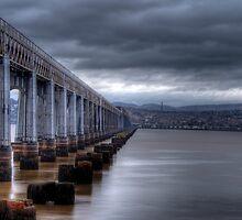 Tay Rail Bridge by dittohead