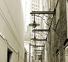 Rush Street Alley, Chicago by Jaymes Williams