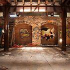 Abandoned Mittagong Maltings by Adara Rosalie