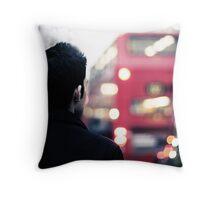 Oxford Street Throw Pillow