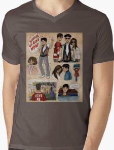 Ferris Bueller's Day Off Mens V-Neck T-Shirt