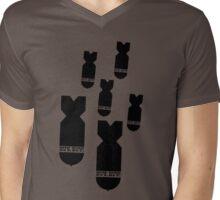 bombs Mens V-Neck T-Shirt