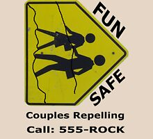 Couples Repelling Unisex T-Shirt