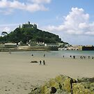 St. Michael's Mount by caymanlogic