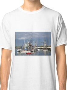 Falmouth Harbour and Docks Classic T-Shirt