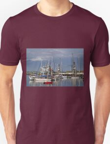 Falmouth Harbour and Docks Unisex T-Shirt