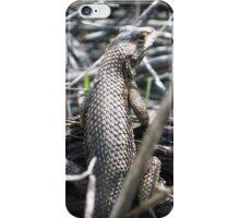Lizard, My Lizard. iPhone Case/Skin