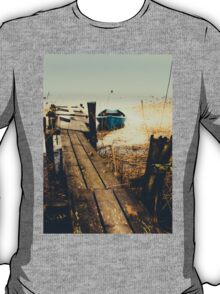 Crooked fisherman T-Shirt