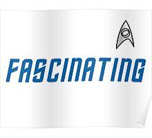 Fascinating Star Trek The Original Series Poster