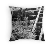 Mingus Mill #3 Throw Pillow
