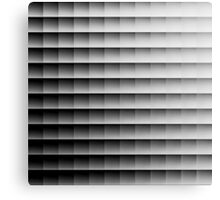 abstract grey squares Canvas Print
