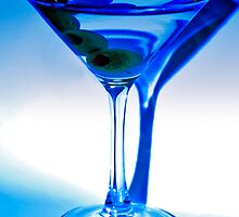 Blue Martini by Jaymes Williams