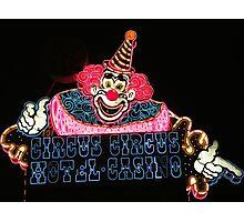 Circus Circus Las Vegas! Photographic Print