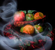 Smoked Fruit by PGBateman